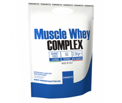 YAMAMOTO Muscle Whey COMPLEX, 2kg