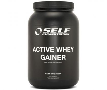 SELF Active Whey Gainer, 2kg