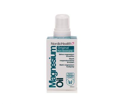 Nordic Health Magnesium Oil, 100 ml