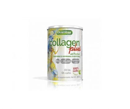 Quamtrax Collagen Plus with Peptan, 350g
