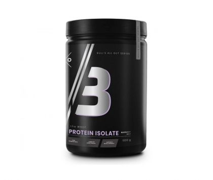 BAO The WHEY PROTEIN ISOLATE 1kg,