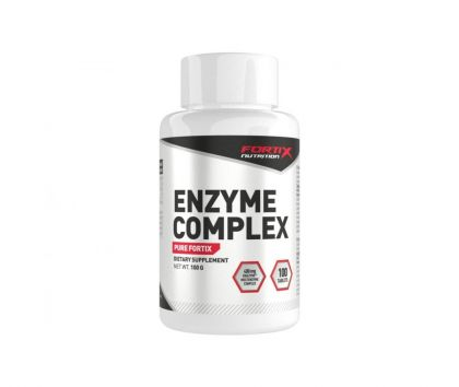 Fortix Enzyme Complex, 100 tabl.