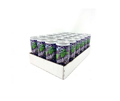 M-NUTRITION Mania Before Workout, Sweet Blackcurrant, 24 tlk
