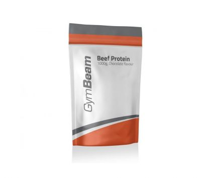 GymBeam Beef Protein, 1000g