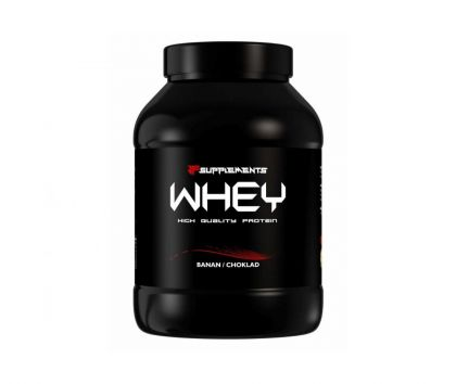 JF Supplements Whey, 900g