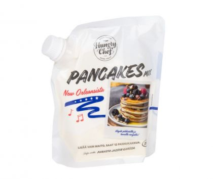 Hungry Chef New Orleans Pancake- mix, 350g