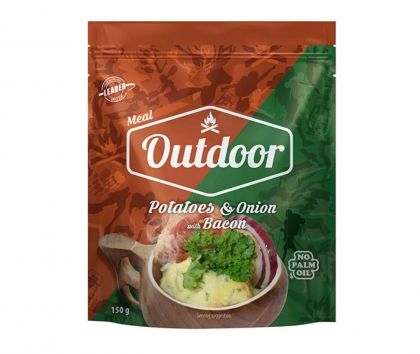 Leader Outdoor Potatoes with Onion and Bacon, 150g