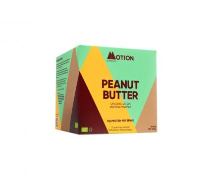 Motion Nutrition Peanut Butter Protein, 12 x 25g