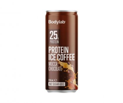 Bodylab Protein Ice Coffee, Mocca Chocolate, 250 ml