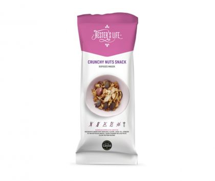 Hesters Life Crunchy Nuts Snack, 60g