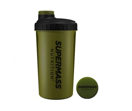 SUPERMASS NUTRITION Shaker Army Green 750 ml