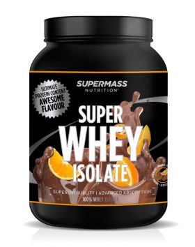 SUPERMASS NUTRITION SUPER WHEY ISOLATE 1,3kg
