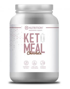 M-NUTRITION KETO Meal, Chocolate, 900g