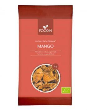 FOODIN Luomu Mango, 80g