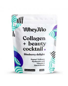 WheyMo Collagen + Beauty Cocktail, 250g