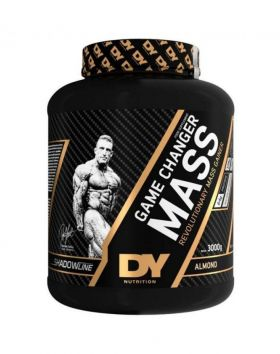 DY Nutrition Game Changer Mass Gainer, 3kg