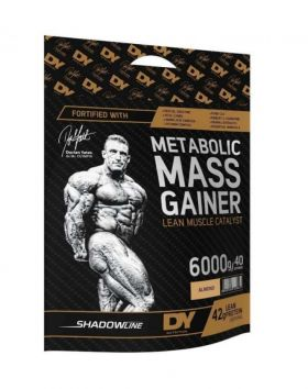 DY Nutrition Metabolic Mass Gainer, 6kg