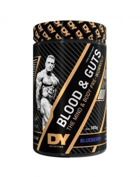 DY Nutrition Blood & Guts PWO, 380g