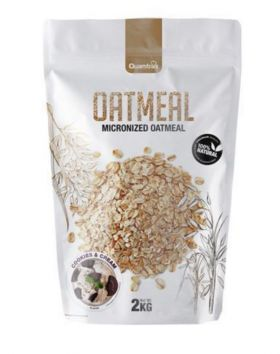 Quamtrax Instant Oatmeal, 2kg