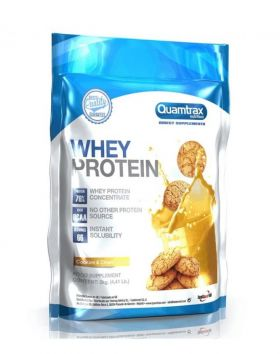 Quamtrax Direct Whey Protein, 2kg