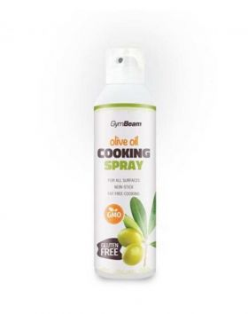 GymBeam Olive Oil Cooking Spray, 201g