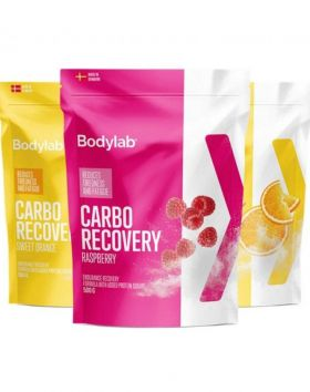 Bodylab Carbo Recovery, 500g