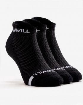 ICIW Perform Socks 3-pack Black/White