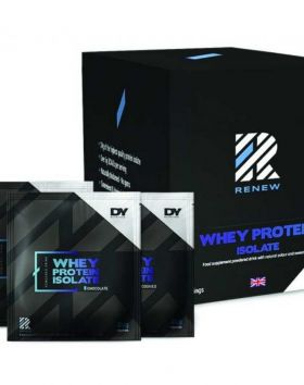 DY Renew Whey Protein Isolate, 30 x 30g