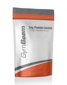 GymBeam Protein Soy Isolate, 1000g