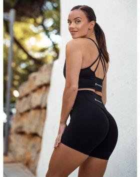 M-NUTRITION Sports Wear Scrunch Butt Biker