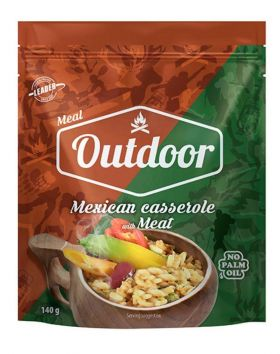 Leader Outdoor Mexican Casserole, 140g