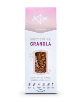 Hesters Life Spicy Coffee Granola, 320g