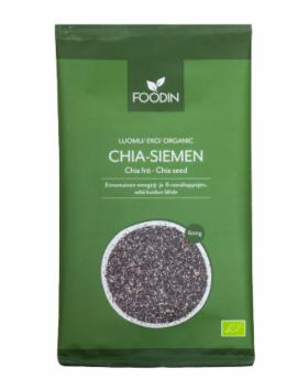 FOODIN Chia-siemenet, 600g